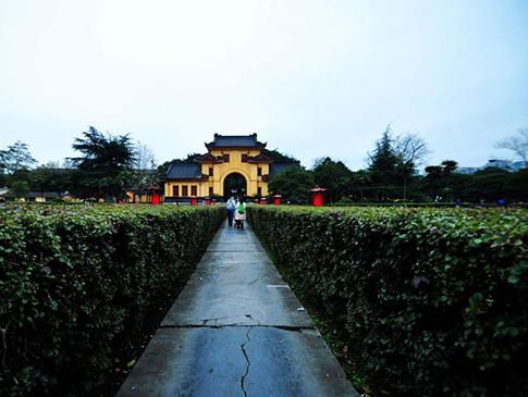 桂林独秀峰-王城
